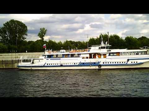 Visit to Kazan Pt 4 (Volga river). Travel to Russia