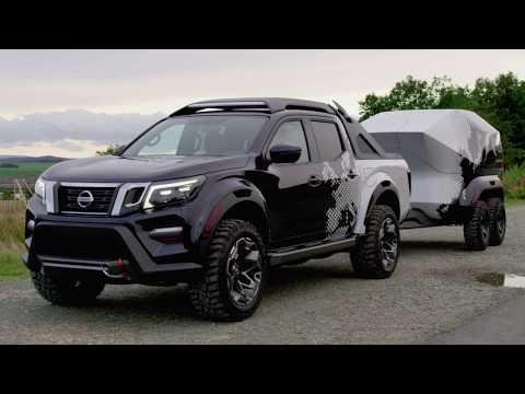 The Nissan Navara Dark Sky Concept