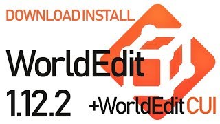 WORLD EDIT MOD 1.12.2 minecraft - how to download and install world edit mod 1.12.2 (with forge)