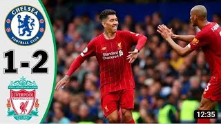 Chelsea vs Liverpool ngoại hạng Anh 2019-2020 full 1-2