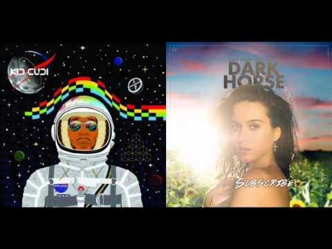 Katy Perry Ft. Juicy J & Kid Cudi - Dark N' Nite (Mashup)