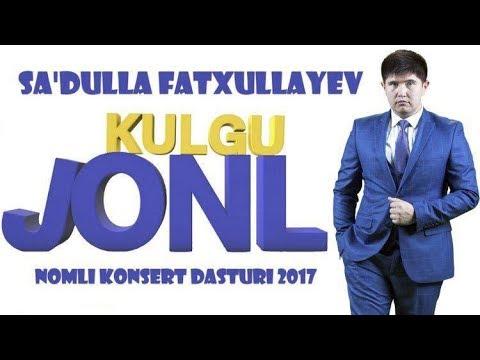 Dizayn a'zosi Sa'dulla Fatxullayev - Jonli kulgu nomli konsert dasturi 2017