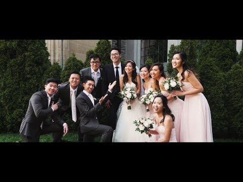 lauren-+-kevin-|-2019-chinese-wedding-highlight-video-from-toronto-casa-loma