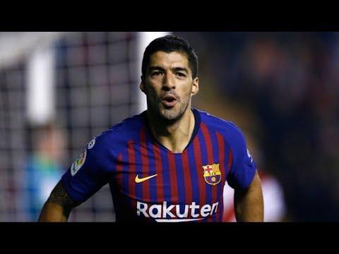 Rayo Vallecano vs Barcelona [2-3] - LUIS SUAREZ COMPLETES DRAMATIC COMEBACK thumbnail