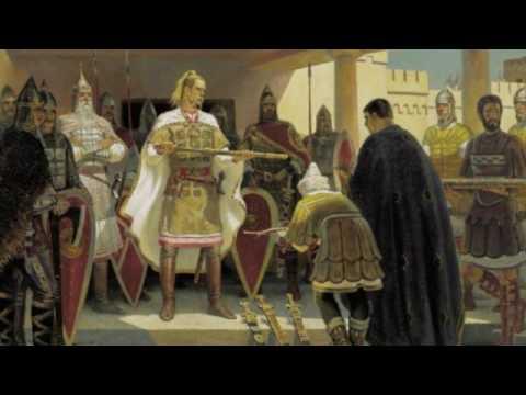 Восточнославянские племенные союзы рассказывает историк Игорь Данилевский