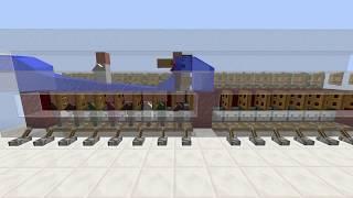Simple Villager Trading Hall Tutorial [1.11+] | MINECRAFT Mp3