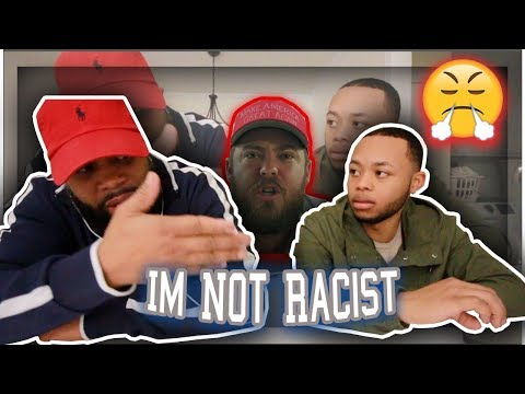 Dad Reacts To Joyner Lucas - I'M NOT RACIST (GETS ANGRY)