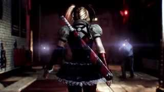 Batman׃ Arkham Knight   Harley Quinn Trailer