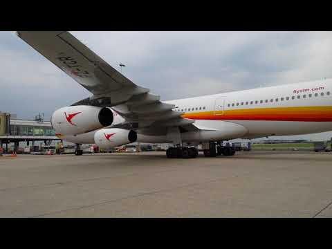 SLM PY 994 17 08 2017 aankomst uit Parimaribo