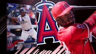 JABARI BLASH DEBUT! THE GOAT - MLB The Show 18 Diamond Dynasty