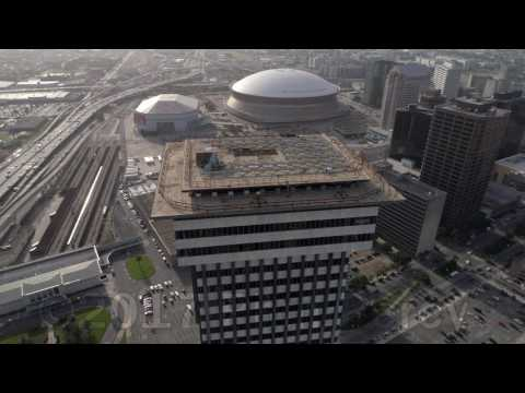 PLAZA TOWER 2017 New Orleans Aerials