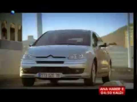 Citroen C4 & Mitsubishi Lancer Reklamı (2008)