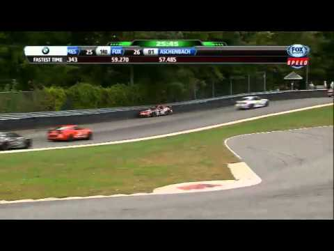 2012 GRAND-AM Championship Weekend Continental Tire Sports Car Challenge GS Race Highlights