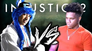 Injustice 2: Pro Series 2018 - SonicFox [Captain Cold] VS Gross [Black Adam]! (TOP8 Matches)