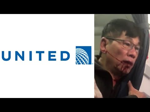 Thumbnail: Celebs REACT To United Airlines Passenger Incident