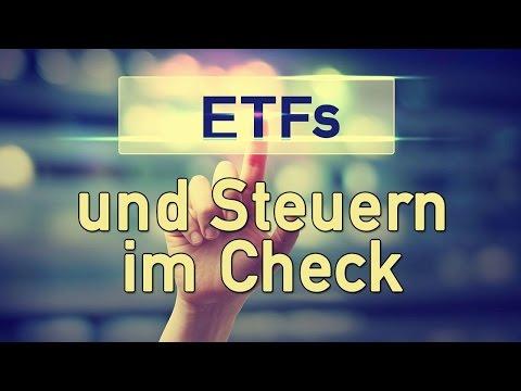 ETF Steuern: So funktioniert die ETF Steuererklärung!