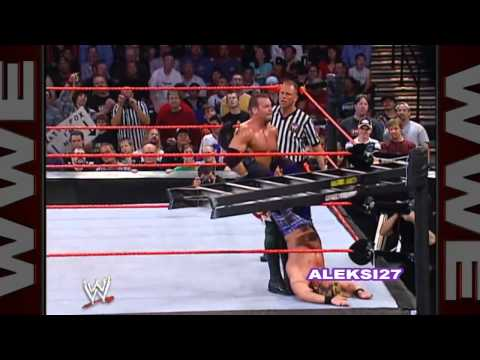 Christian vs. Chris Jericho - Unforgiven 2004 Highlights