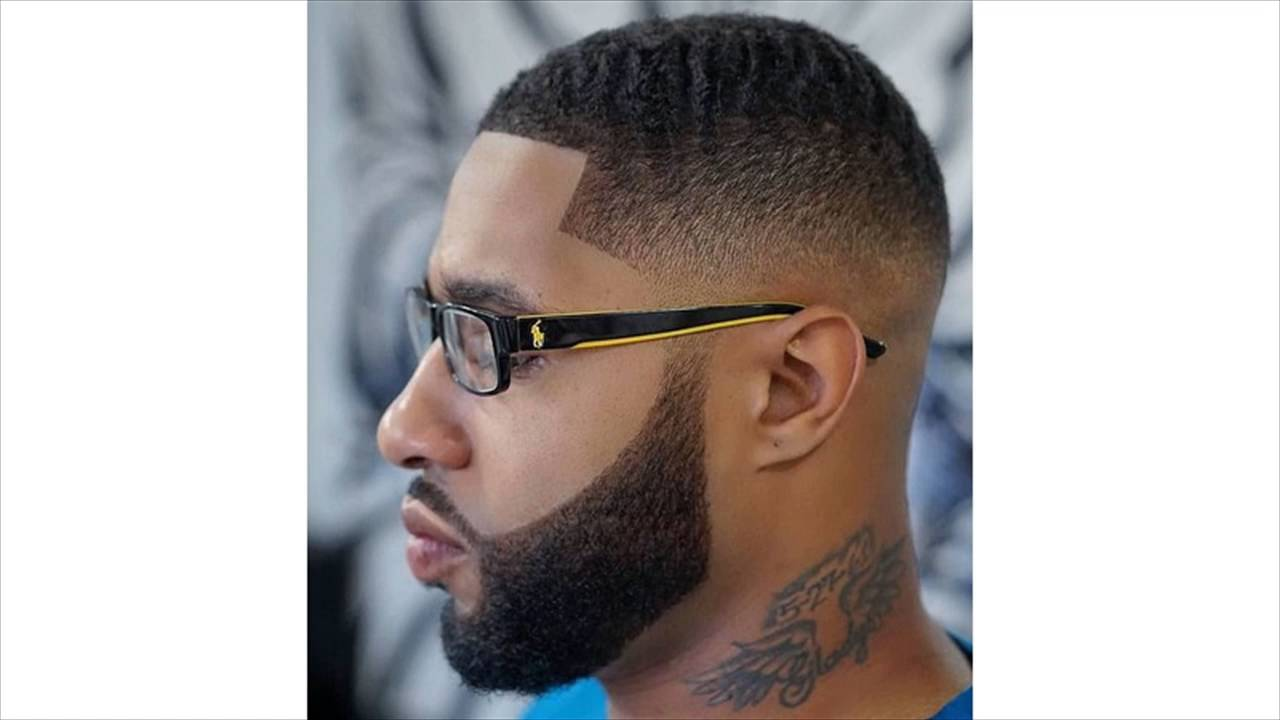 Black Men Haircuts 2016 Youtube