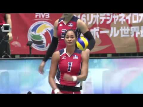 Download Dominican Republic vs Korea   2016 Volleyball Womens World Olympic Qualification Full