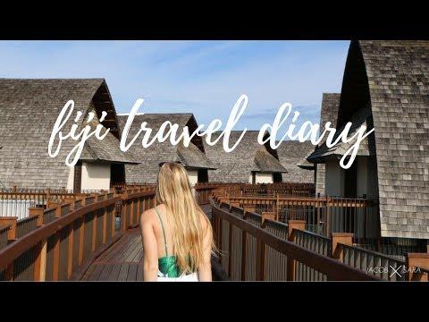 FIJI TRAVEL DIARY
