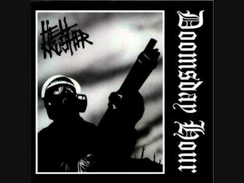 Hellkrusher - Doomsday Hour LP (Full)