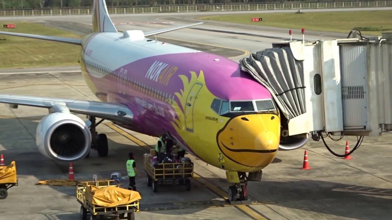 รีวิวจัดเต็ม Nok Air เชียงราย ไปกรุงเทพ  นกแอร์ Chiangrai Bangkok