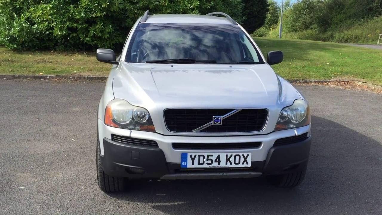 2004 54 volvo xc90 2.4 d5 se 5d auto 161 bhp 7 seater www.suv4x4