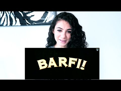BARFI | TRAILER REACTION | TRAVEL VLOG IV