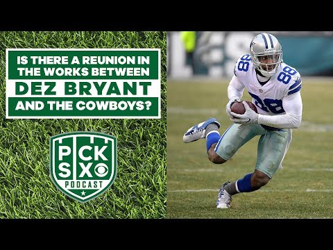 Dez Bryant and Dak Prescott practice together, is a reunion with Dalls possible?   Pick Six Podcast