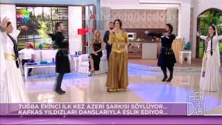 Tuğba Ekinci - İnanim mi (Herşey Dahil/Show TV/26.02.2014)