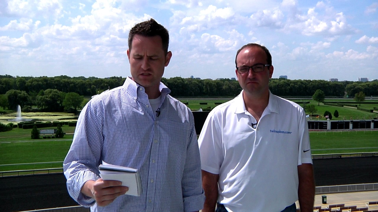 International Festival of Racing Turf Talk: Chad Brown Trainees On