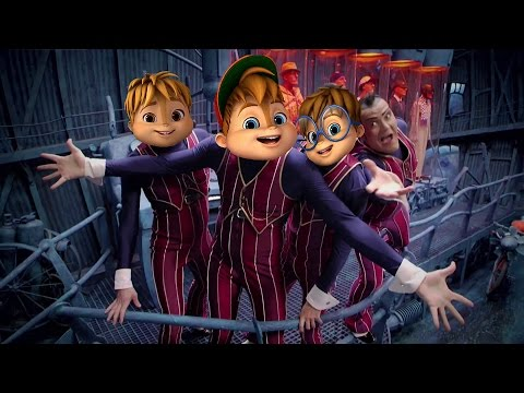 We are Number One but it's sung by Alvin and the Chipmunks