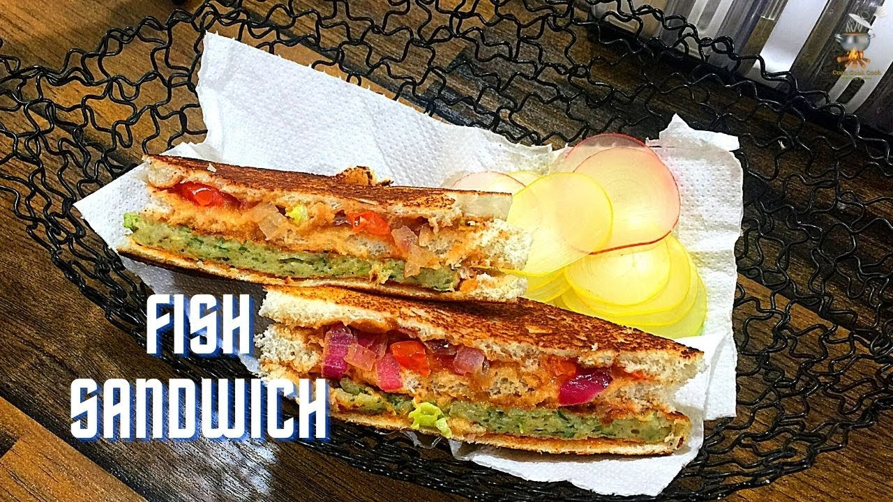 Fish Sandwich - KEGANS 2 GO