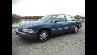 Test Driving A 1998 Buick Park Avenue