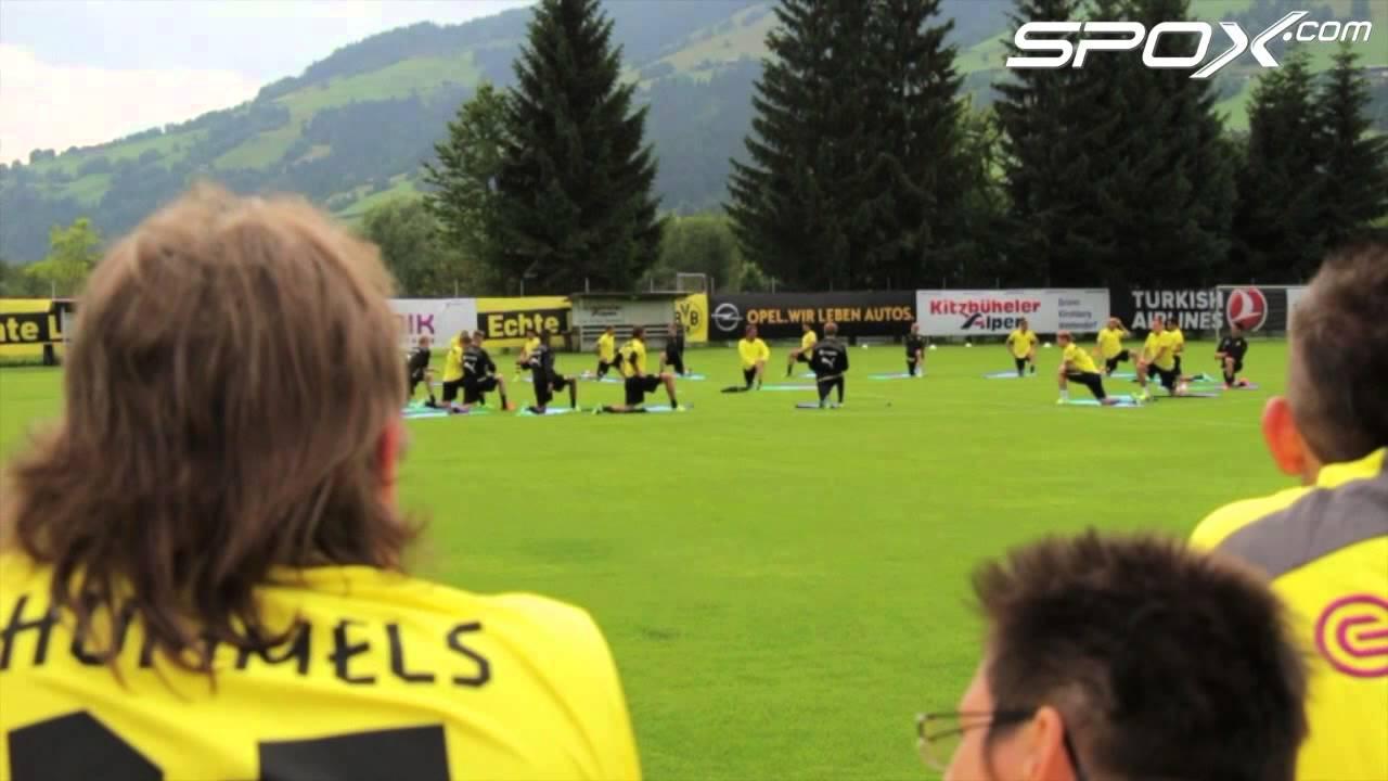 Grandiose Stimmung und der erste Millionentransfer! Borussia Dortmund im Trainingslager