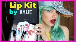 #LipKitbyKylie: Poniendo a prueba los labiales + CONTROVERSIA!