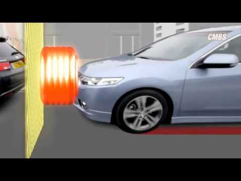 Honda Accord Safety Features - Advanced Active Safety