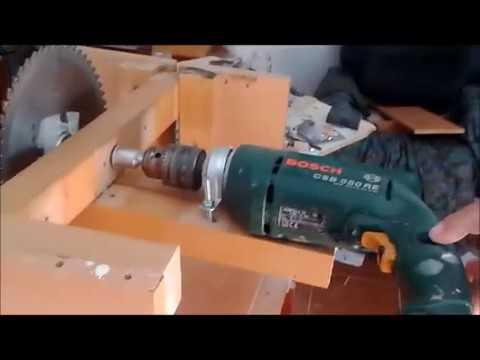Como hacer facil una sierra para madera youtube - Sierra para cortar madera ...