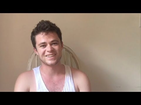 Harrison Gilbertson, Actor  Testimonial for VisionQuest Bali Retreat with Rick Cowley