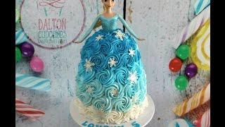 Frozen Inspired Dolly Varden
