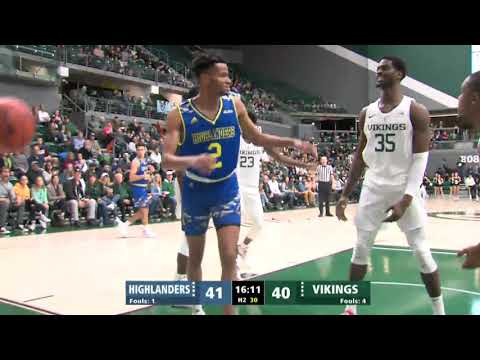 Portland State rallies to beat UC Riverside in first game in Viking Pavilion