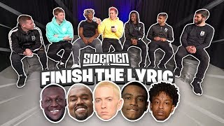 Download SIDEMEN FINISH THE LYRIC Mp3 and Videos