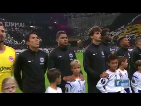 UEFA Europa League   Eintracht Francoforte-Lazio 4-1, gli highlights