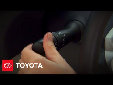 Prius How-To: Headlamp Operation | 2010 Prius | Toyota