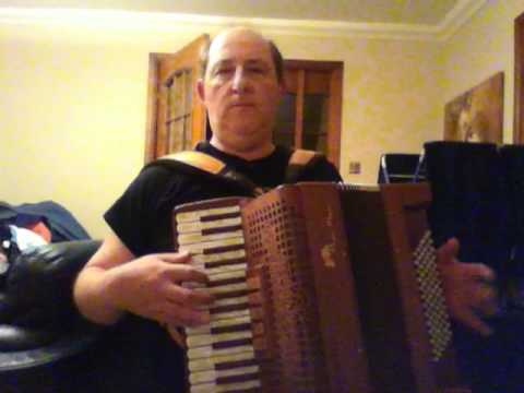 Billy Peace, Orkney, Accordion