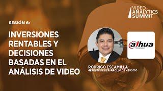 Sesión 6 : Inversiones rentables y decisiones basadas en el análisis de video