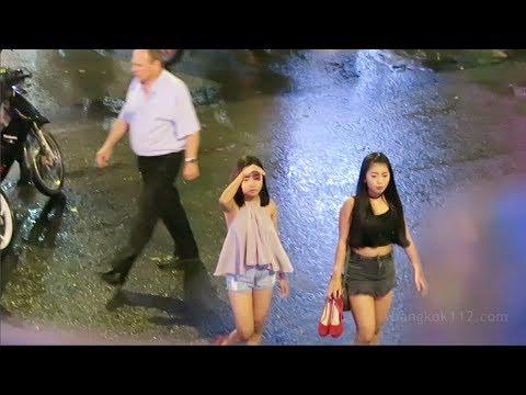 Cambodia Night Scenes - Vlog 269