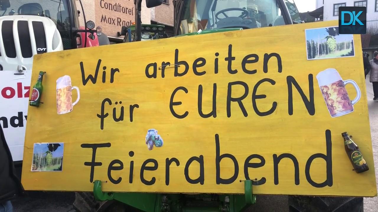 Download Bauernproteste in Siegenburg