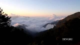 塔塔加雲霧4 CANON EOS 7D.