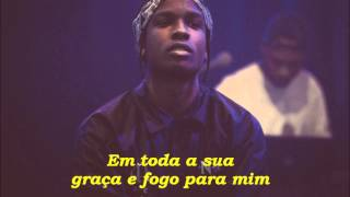 A$AP Rocky - I Come Apart feat. Florence Welch (Legendado)